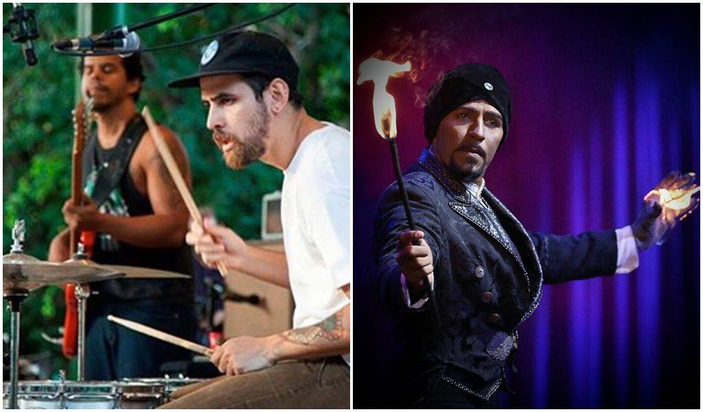Parque das Dunas reúne show musical e espetáculo de mágica