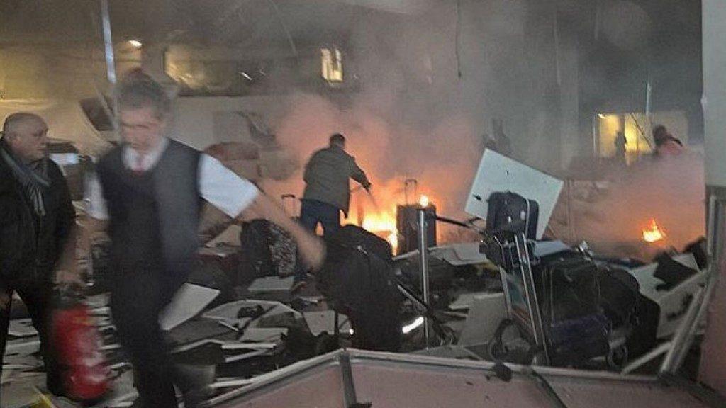 Turquia prende mais 7 pessoas por atentado em aeroporto