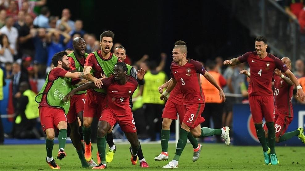 Sem Cristiano Ronaldo, Portugal vence Euro 2016