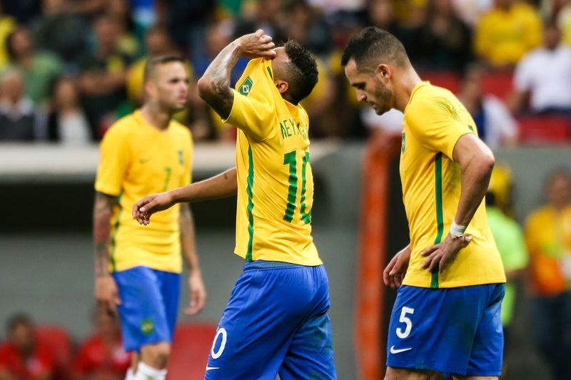 Seleção Brasileira fica 180 minutos sem marcar nas Olimpíadas