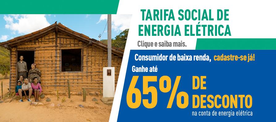 Quase 155 mil famílias ainda podem ser beneficiadas com a Tarifa Social no RN