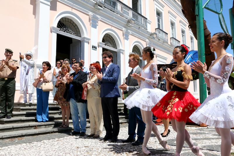 RN investirá R$ 26 milhões na reforma de equipamentos culturais