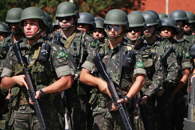 Tropas federais encerram ações no RN nesta terça-feira (23)