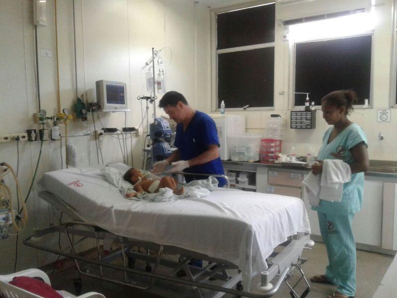 Hospital Maria Alice volta a funcionar normalmente