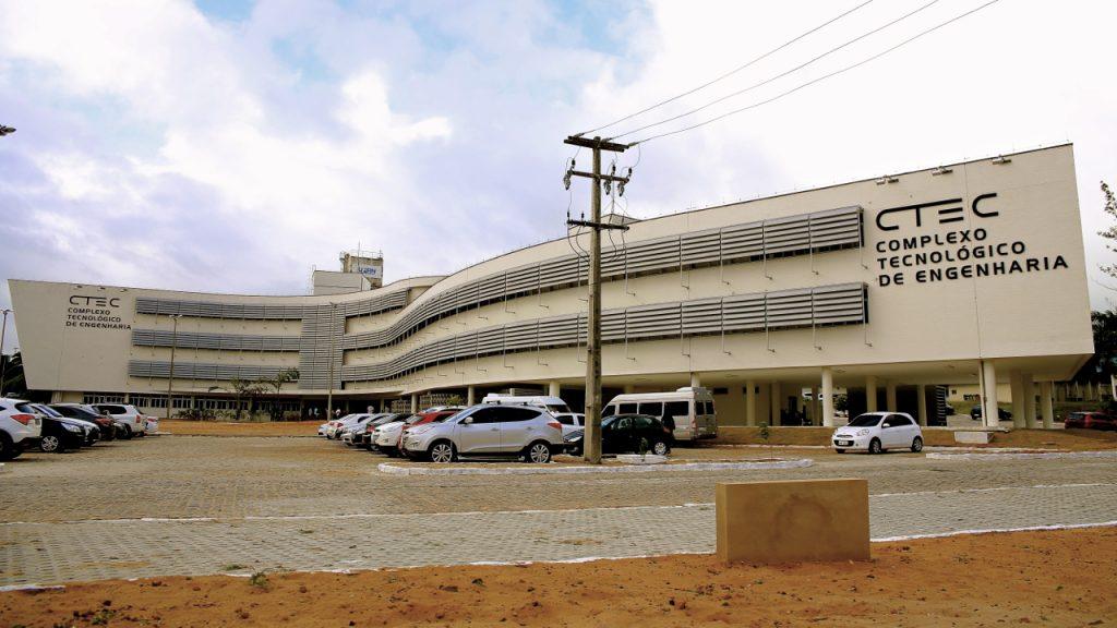 UFRN inaugura Complexo Tecnológico de Engenharia