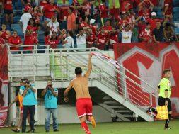 Lúcio América gol