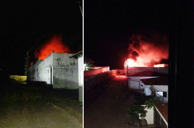 Detentos fazem rebelião no Presídio Estadual de Parnamirim