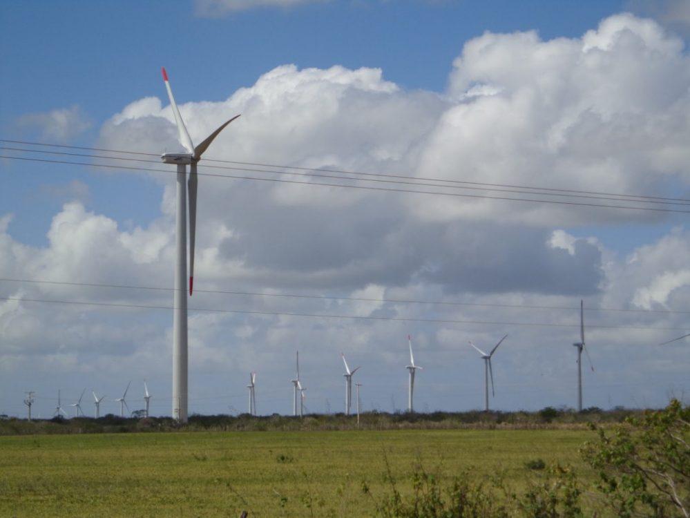 RN deve alcançar a marca histórica dos 3GW de potência eólica instalada