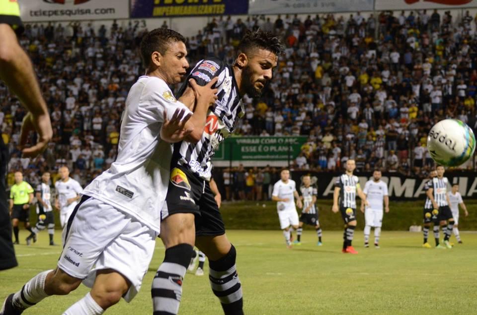 ABC arranca empate contra o Botafogo-PB no Frasqueirão