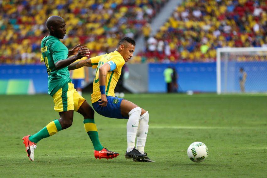 Seleção brasileira decepciona e empata na estreia dos Jogos