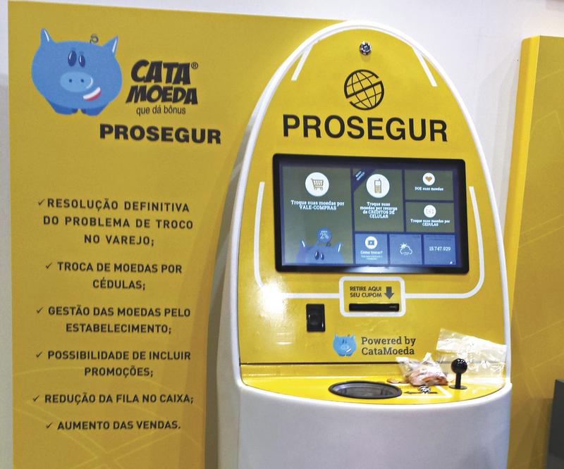Mossoró ganha mais uma solução para falta de moedas no varejo