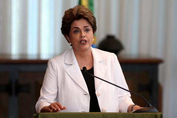 Dilma decide ir ao julgamento final do processo de impeachment
