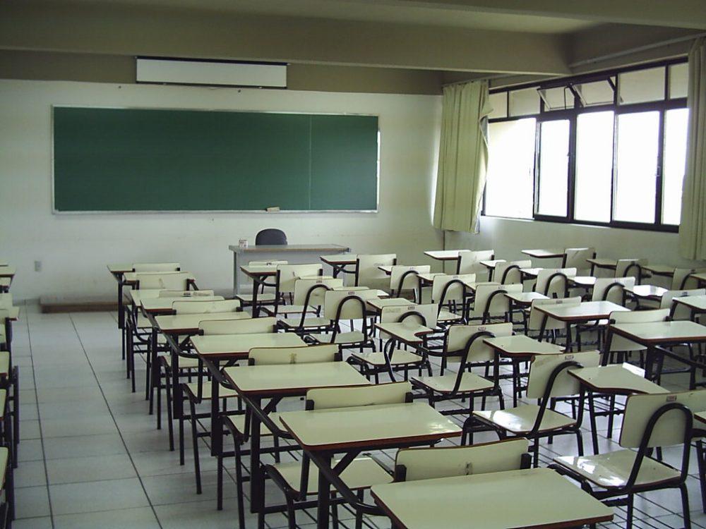 Justiça determina interdição da escola Estadual Augusto Severo