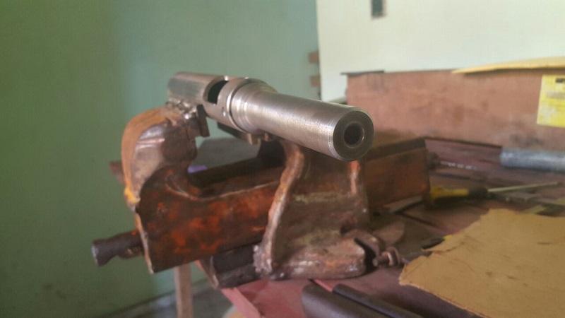 PM fecha oficina que fabricava armas artesanais na zona Norte