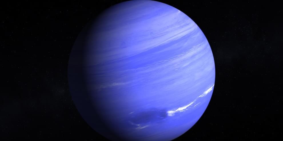 Objeto misterioso é descoberto escondido atrás de Netuno