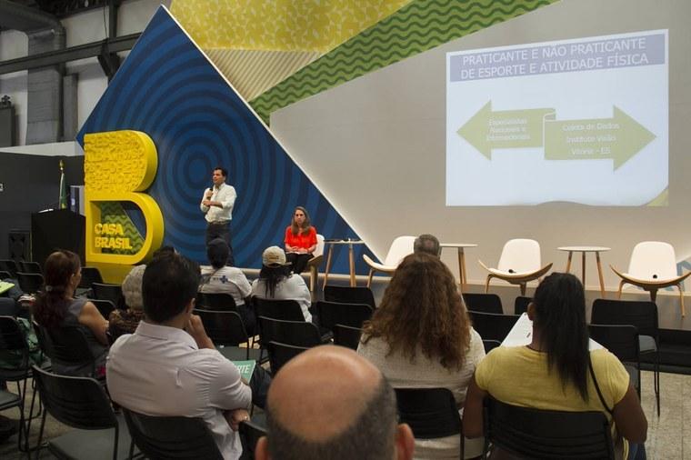 Pesquisa mostra que 45,9% da população brasileira é sedentária