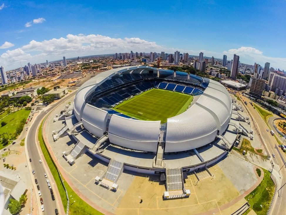 Definidos valores dos ingressos para Brasil x Bolívia na Arena das Dunas