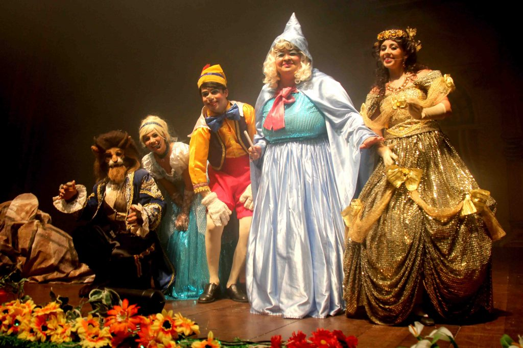 Teatro da Cultura Popular tem programação especial no Dia das Crianças