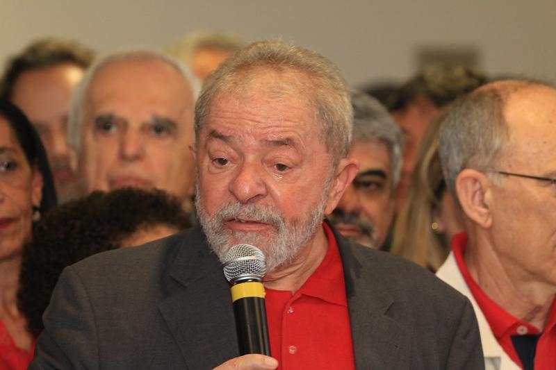 'Indignado', Lula rebate acusação do MPF de que cometeu crime