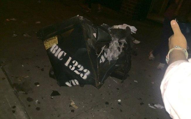 Bomba explode em Nova York e deixa 29 feridos