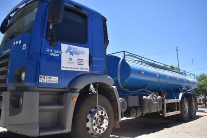 Governo amplia abastecimento de água no Oeste Potiguar