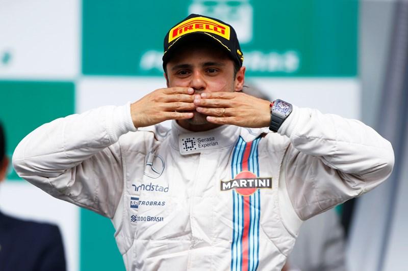 Aos 35 anos, Felipe Massa surpreende e anuncia aposentadoria da F1