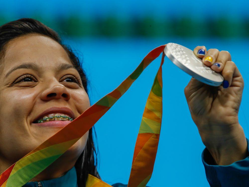 Potiguares conquistam seis medalhas nas Paralimpíadas Rio 2016