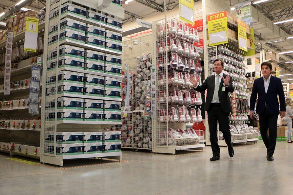 Leroy Merlin é inaugurada no RN com geração de mais de 450 empregos