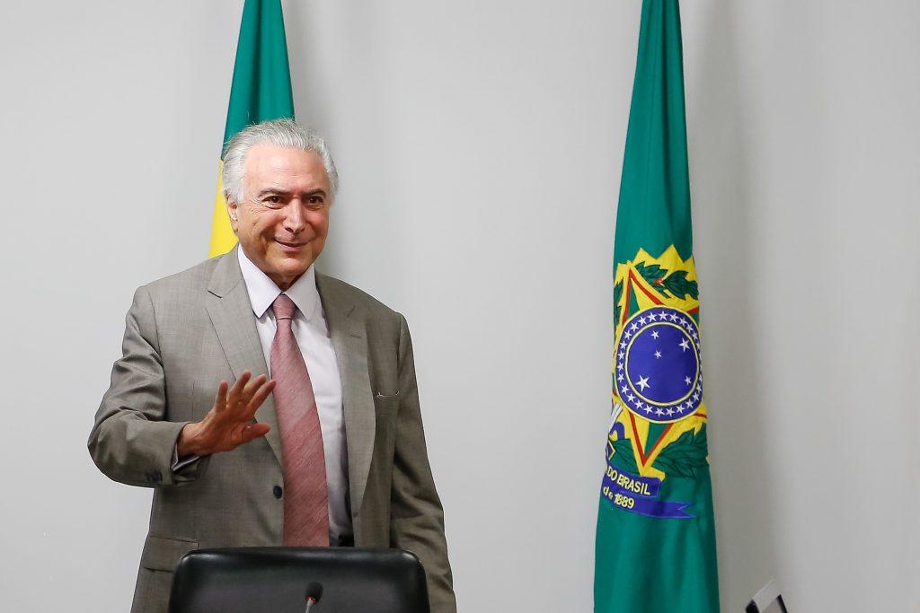 PSOL protocola pedido de impeachment contra Temer por crime de responsabilidade