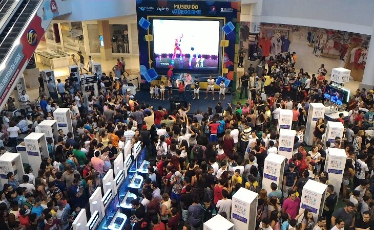 Museu do Videogame Itinerante chega a São Paulo