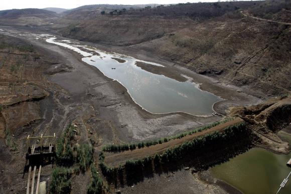 Maior reservatório do agreste pernambucano entra em colapso