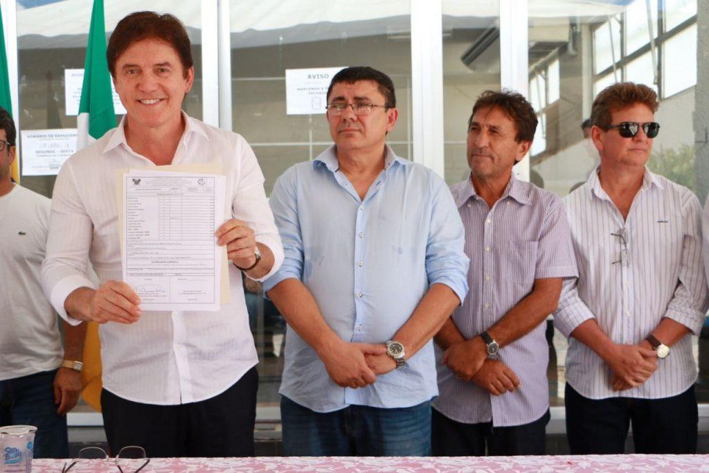 Governo garante construção de Central do Cidadão em Parelhas (RN)