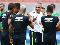 treino brasil em manaus