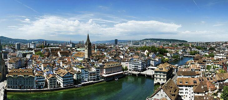 Zurique é a cidade mais sustentável do mundo, diz estudo