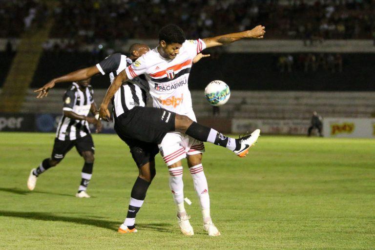 Após empate sem gols, ABC e Botafogo-SP decidem acesso no Frasqueirão