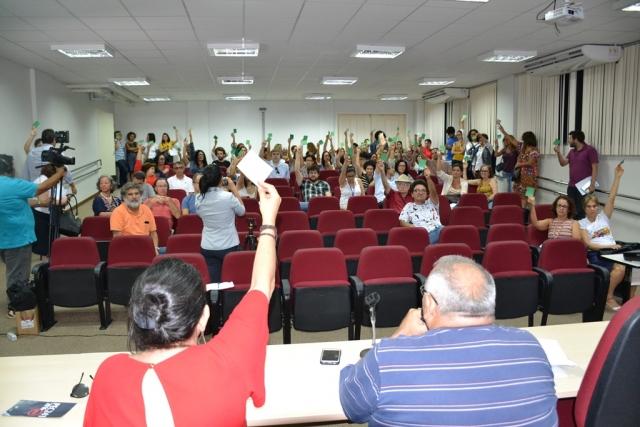 Docentes da UFRN realizam mais um Dia de Paralisação nesta quarta