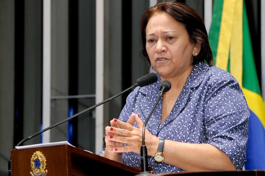 Novo pedido de impeachment contra Fátima Bezerra será protocolado hoje (18)