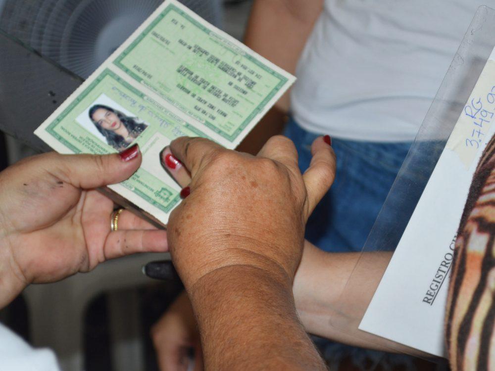 Central do Cidadão do Via Direta dobra emissão de carteiras de identidade