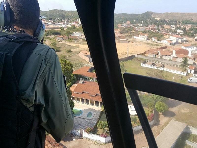 Potiguar 01 localiza veículos com registro de roubo na zona Oeste de Natal