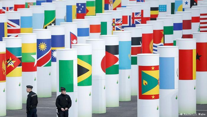 Acordo de Paris sobre clima entrará em vigor em novembro
