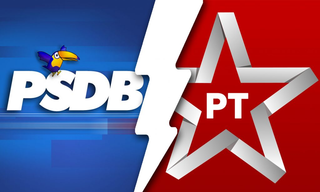 PSDB x PT: eleições municipais mostram crescimento dos tucanos
