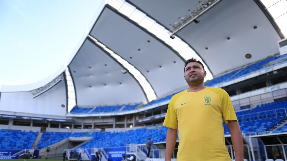 Souza: o último potiguar da Seleção Brasileira
