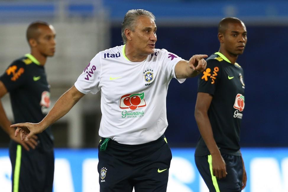 Com Tite, Brasil volta ao 'top 3' do ranking da Fifa