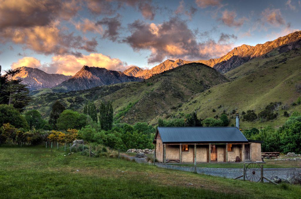 Fazendas para se hospedar na Nova Zelândia
