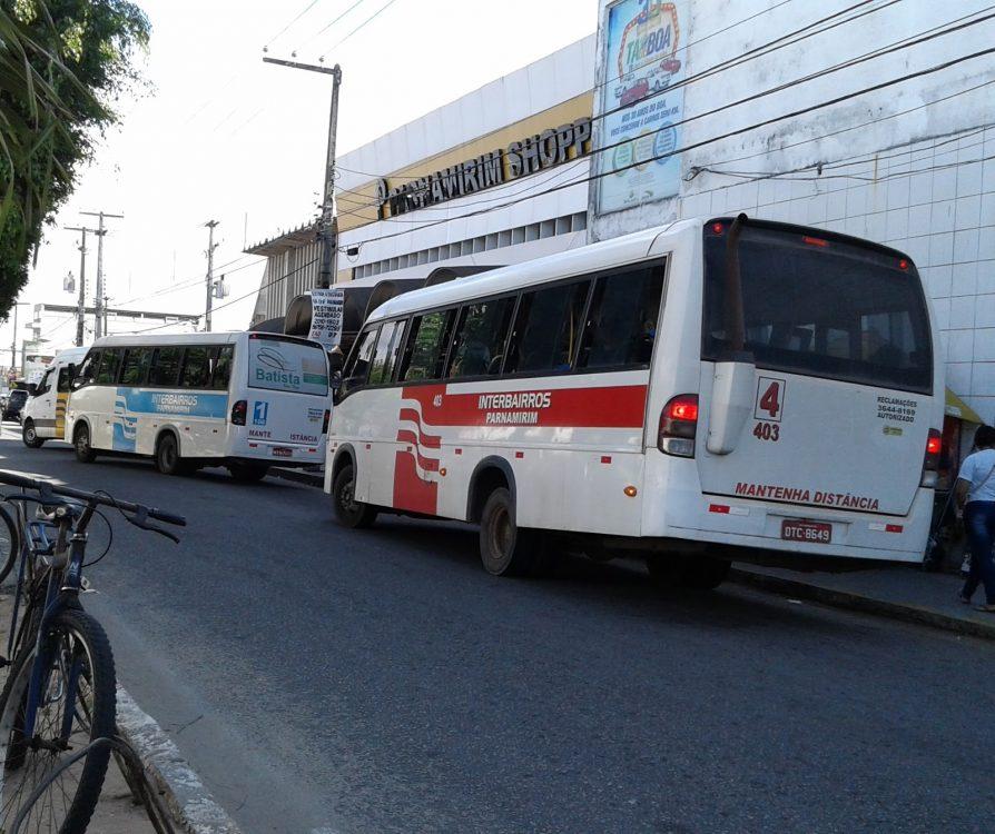 Reajuste na tarifa do transporte interbairros de Parnamirim será sancionado