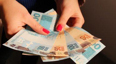 FGTS dinheiro