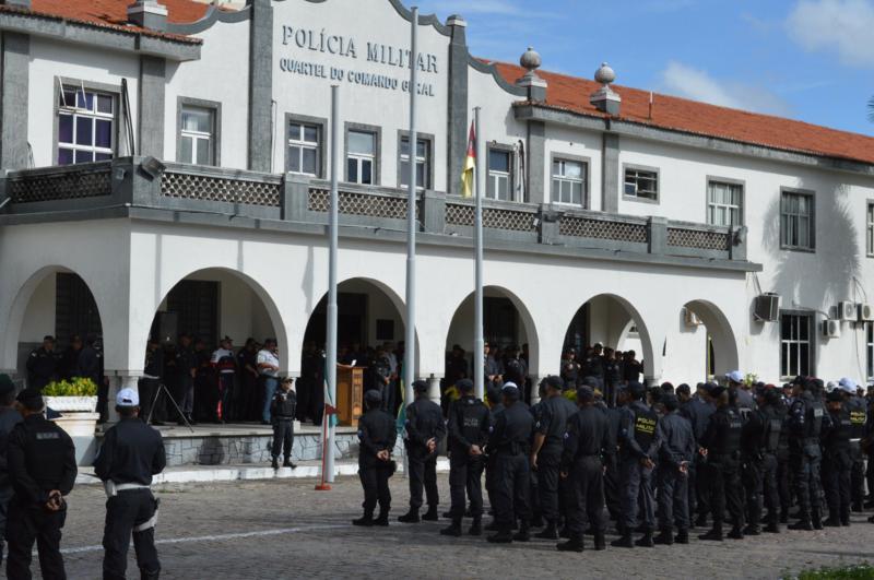 Governo do RN suspende concurso da Polícia Militar