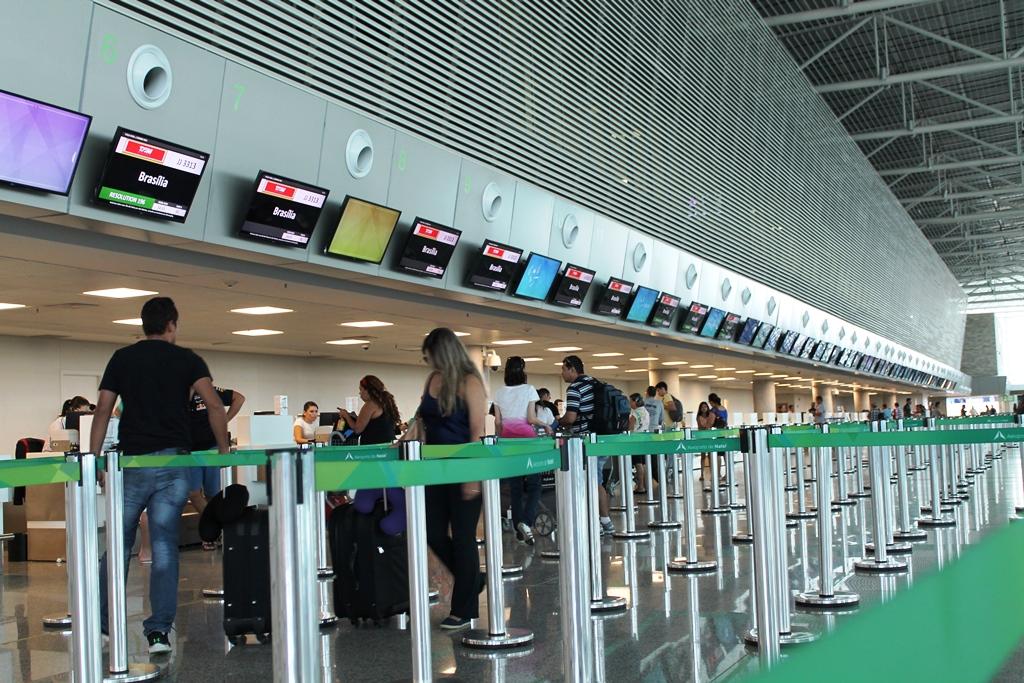 Aeroporto de São Gonçalo confirma 201 voos extras para temporada de férias