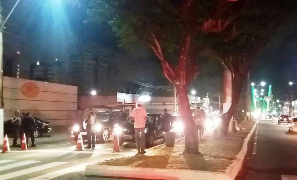 Operação Lei Seca finaliza Carnatal com 167 condutores autuados e 30 presos