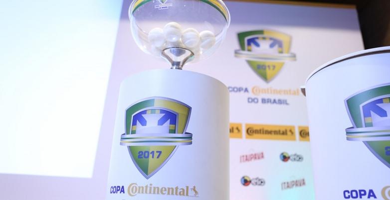 Clubes potiguares conhecem adversários na Copa do Brasil 2017